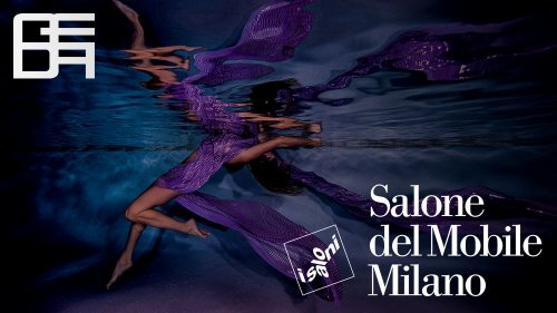 Geda at the Salone del Mobile 2018