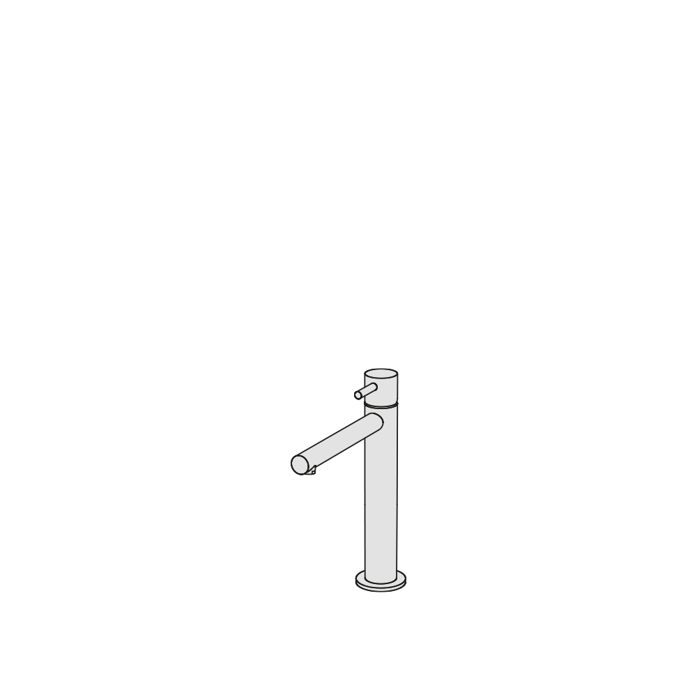 Miscelatore lavabo medio