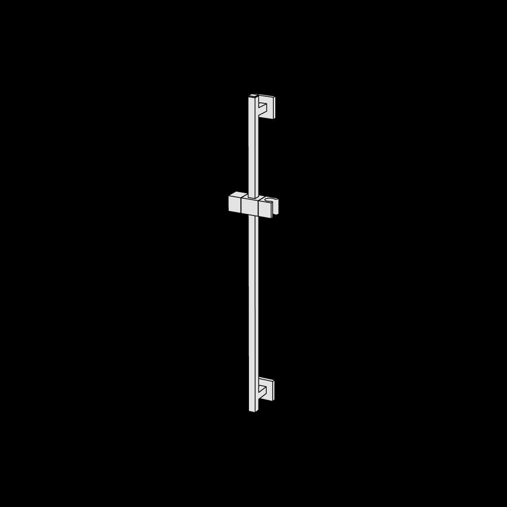 Quadra shower bar