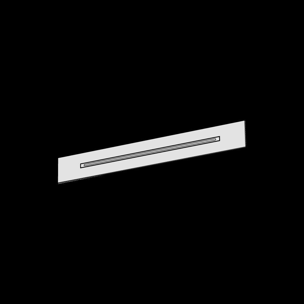 Cascata a filo quadra