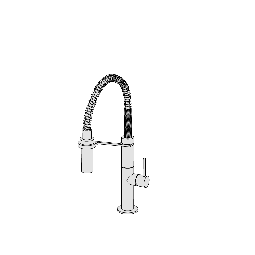 Pull-out shower