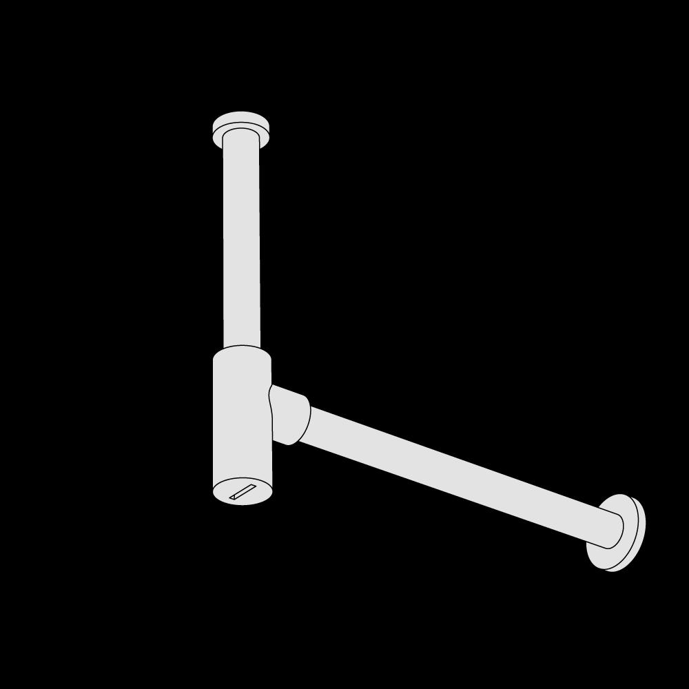 Minimalist siphon