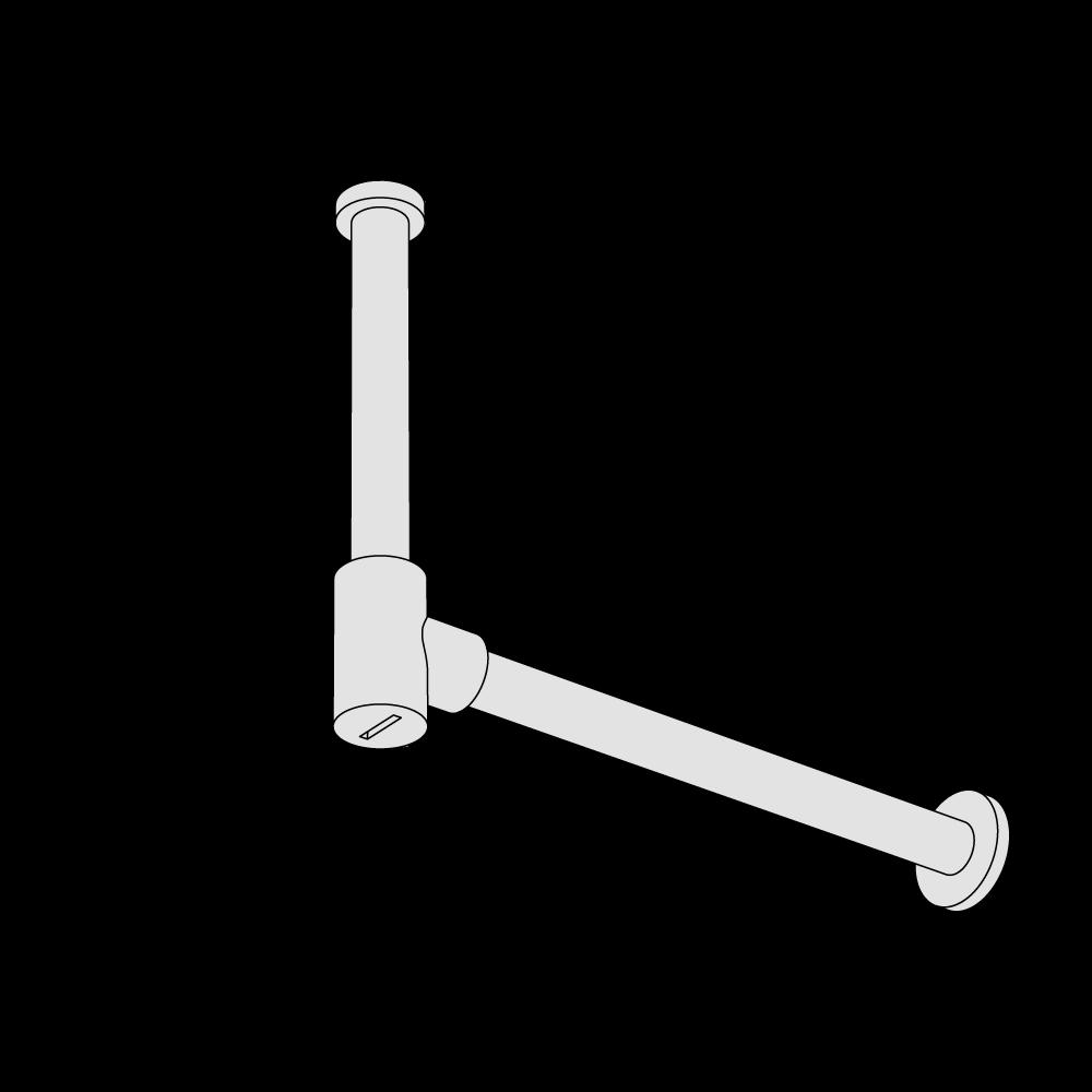 Small minimalist siphon